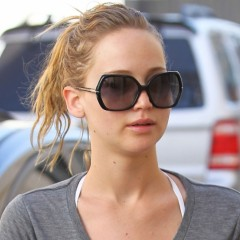 Jennifer Lawrence Spotted With Curious Looking Cigarette