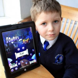 5 Year Old Spends $2,570 on an iPad Game