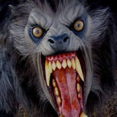 The Most Gruesome Werewolf Transformation