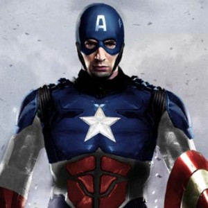 Another Star Teams Up With 'Captain America'