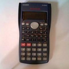 Calculator With a Hidden Secret