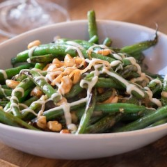 A New Twist On The Classic Green Beans