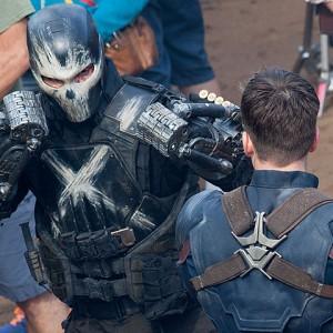 New 'Captain America: Civil War' Set Photos Revealed