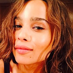 This Is Why Zoe Kravitz Chopped Off Her Hair