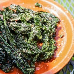 Kale Chips That Will Make You Forget About Potatoes