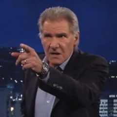 Harrison Ford Flips Out After 'Star Wars' Questions
