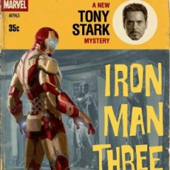 Iron Man 3 Gets A Cool Retro Poster