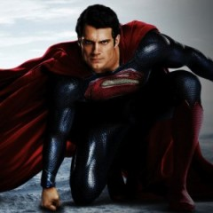 Superman Soars In New 'Man Of Steel' Poster