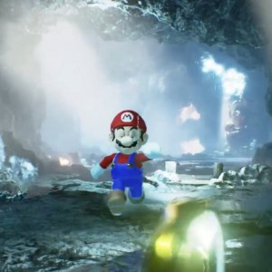 What Happens When Mario Gets Lost In the Unreal 4 Engine