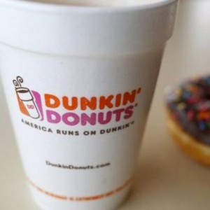Dunkin' Donuts Phasing Out Styrofoam Cups