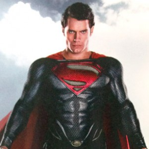 The 'Man of Steel' Photo That is Sure to Cause a Controversy