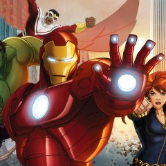 Marvel's First Trailer for 'Avengers Assemble'