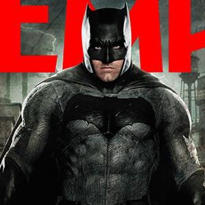 'Batman V Superman' Cover Provides Fresh Look At Heroes
