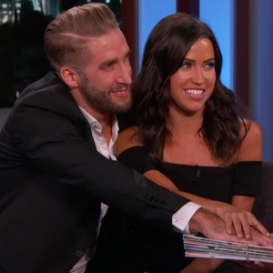Kaitlyn Bristowe and Shawn Booth Make a Promise to Jimmy Kimmel