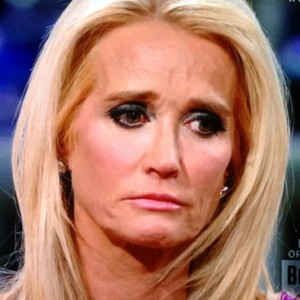 Kim Richards Arrested For Shoplifting