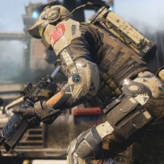 Explosive 'Call Of Duty: Black Ops III' Screenshots Land