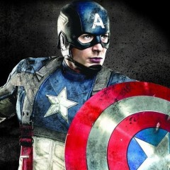 Captain America Arrested on the Set of 'Winter Soldier'
