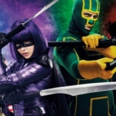The Gang Tool Up in Latest 'Kick-Ass 2' International One-Sheet