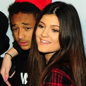 Jaden Smith Dating  Kylie Jenner?