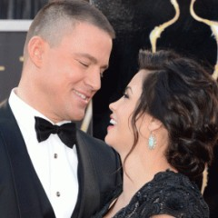 Channing Tatum Admits to 'Crying Fits' During Birth Of His Child