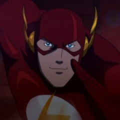 First Look At  'Justice League: The Flashpoint Paradox'