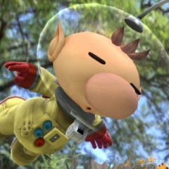 Captain Olimar Joins The Battle In New Smash Bros