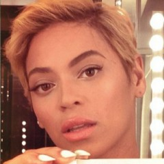 Celebrities React To Beyonce's New Hair