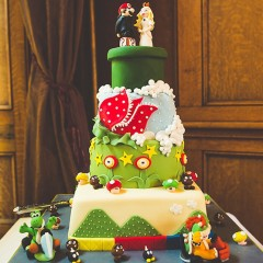 12 Best Video Game Wedding Cakes