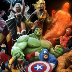 Superhero Movies Planned Through 2021