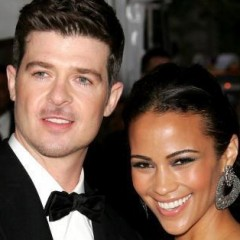 Paula Patton Supports Her Husband