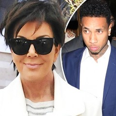 Kris is Sadly Using Tyga & Blac Chyna for 'KUWTK' Ratings