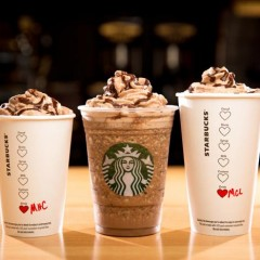 Starbucks Just Released 3 Valentine's Day Drinks