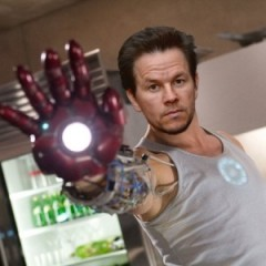 Mark Wahlberg As Iron Man