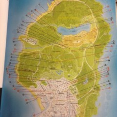 Grand Theft Auto V's Map is Massive
