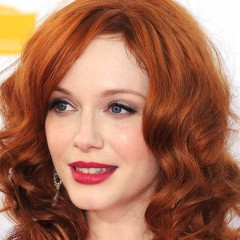 Christina Hendricks Then & Now