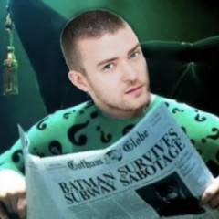 Will Justin Timberlake Play Riddler in Batman Vs. Superman?