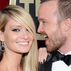 Aaron Paul Opens Up About His Marriage