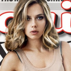 Scarlett Johansson Tops Esquire's List For The Second Time