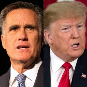Mitt Romney's Prediction For Trump's Future Is Turning Heads