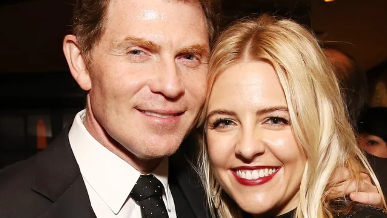 The Truth About Bobby Flay And Heléne Yorke's Relationship
