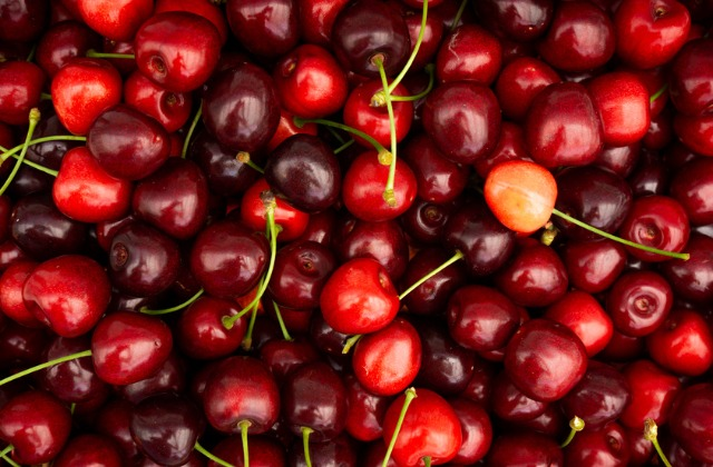 When You Eat Too Many Cherries, This Is What Happens