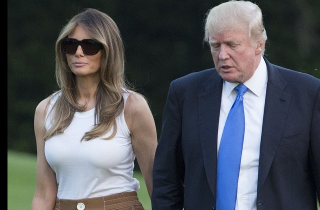 What Life Is Really Like For Donald & Melania At Mar-A-Lago