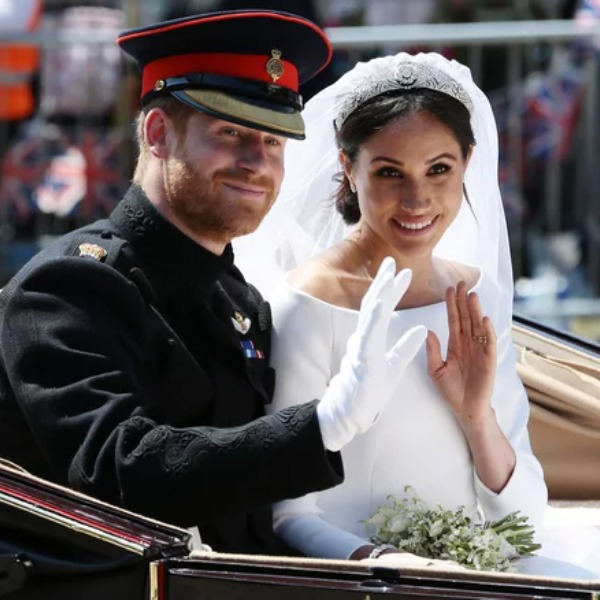 Royal Photographer Predicted Prince Harry And Meghan Markle's Marriage Would End