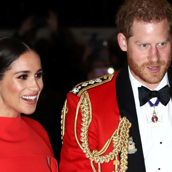 Meghan Markle And Prince Harry Reportedly Confirm What We Suspected All Along