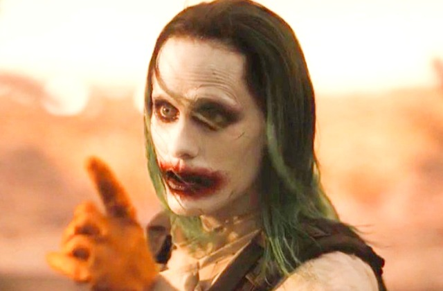 Jared Leto Reveals How He Really Feels About The Snyder Cut's Joker