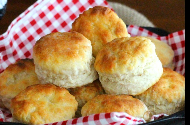 These Fluffy Southern-Style Biscuits Will Blow You Away - cover