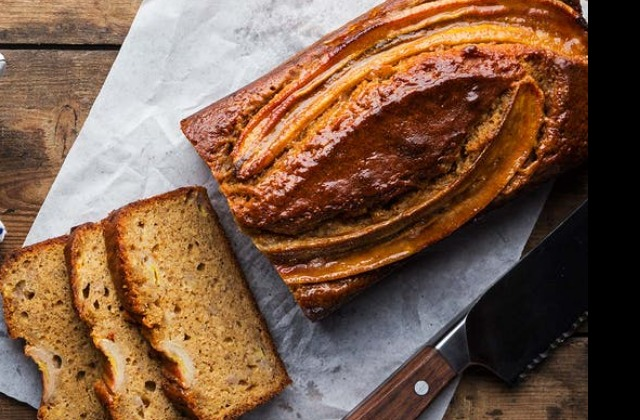 The Sneaky Ingredient That Makes This Banana Bread So Good - cover