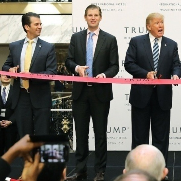 The Untold Truth Of The Trump Kids