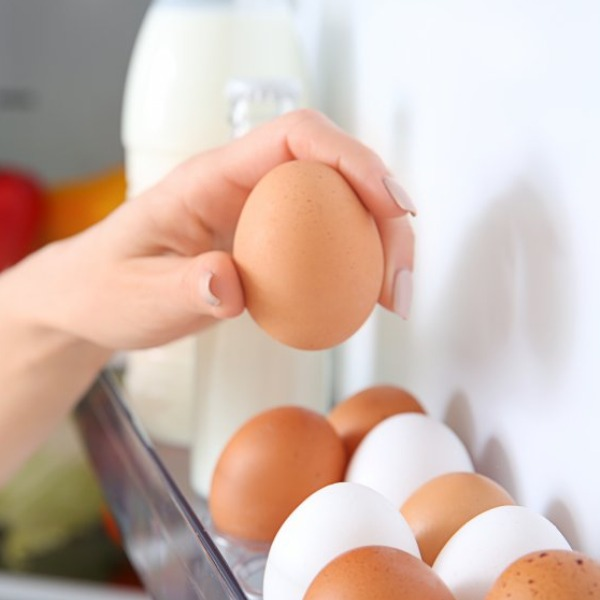 Think Twice Before Storing Your Eggs This Way Again