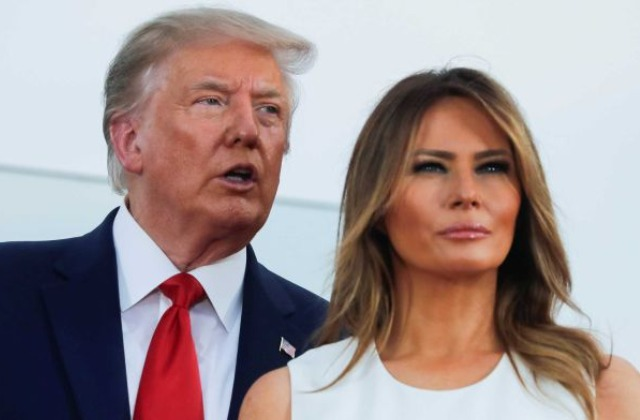 The Way Trump Referred To Melania At CPAC Is Causing A Stir